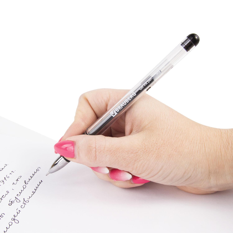 ручка не пишет на открытке